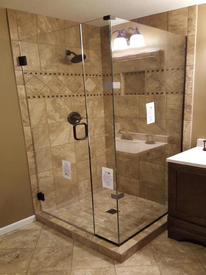 Custom Showers